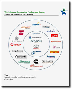 Carbon Workshop Agenda - January 2015
