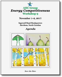 Carbon Workshop Agenda - November 2017