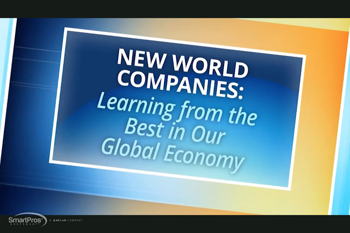New World Companies Interview Video