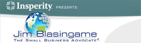 Jim Blasingame/Small Business Advocate Interviews