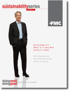 FMC Sustainability Series: Issue 1