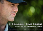 In Discussion with David Gibbons