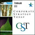 View: Corporate Strategy Today: Issue 3