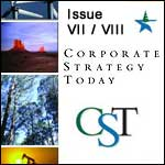 View: Corporate Strategy Today: Issue 7-8